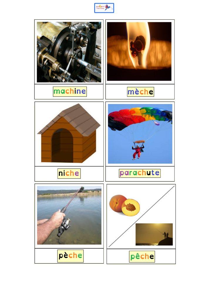 imagier autisme ch