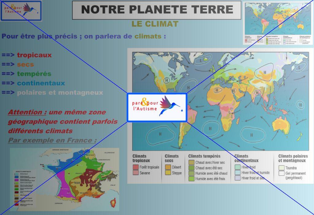 climat de notre planète Terre 2