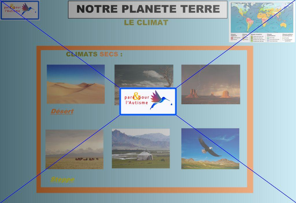 climat de notre planète Terre 4