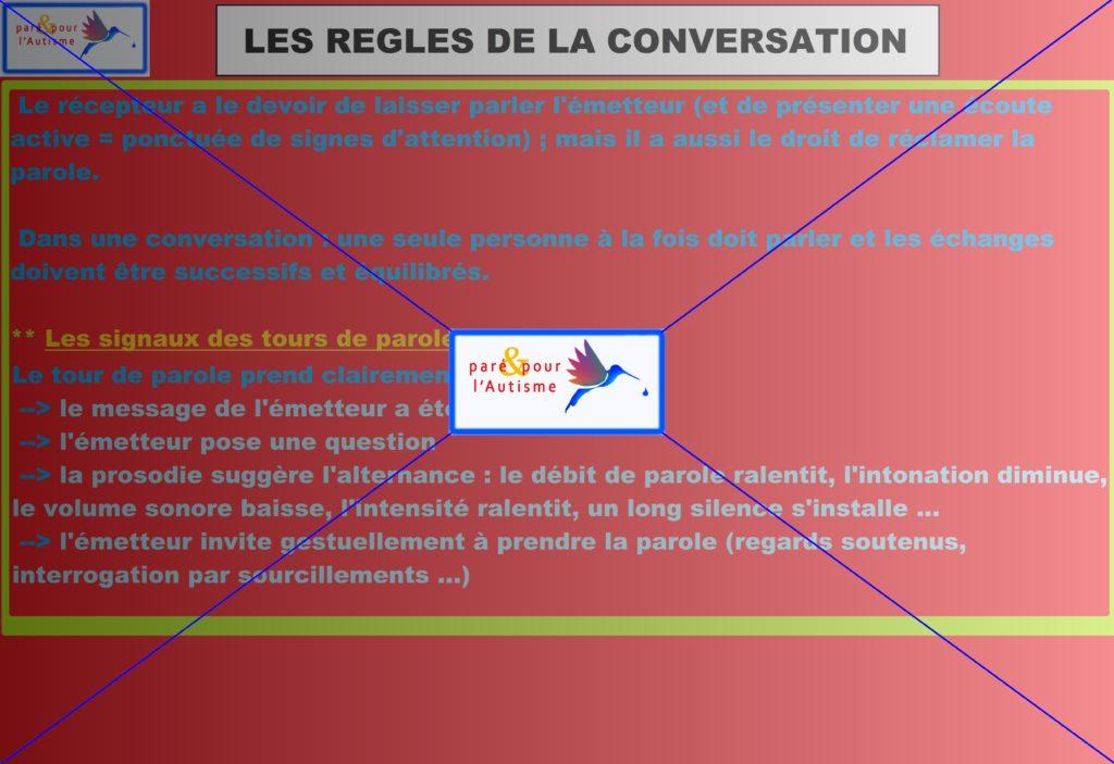 règles implicites d'une conversation 2