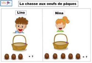 la chasse aux œufs de pâques 3