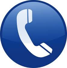 contactez-nous par téléphone pour l'ensemble de vos questions